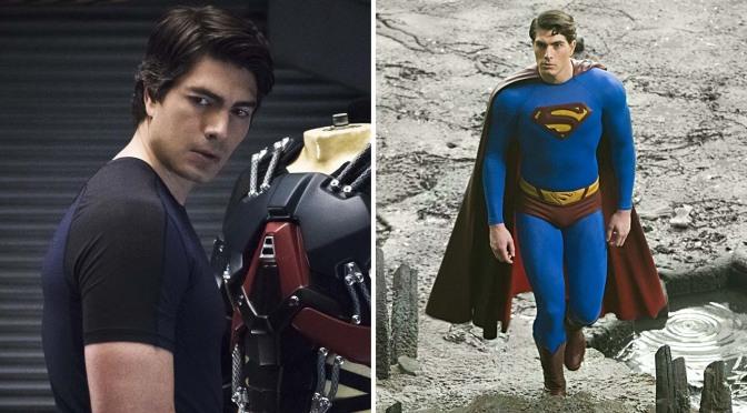 SDCC19 – Arrowverso: Brandon Routh será novamente o Superman, só que agora na TV!