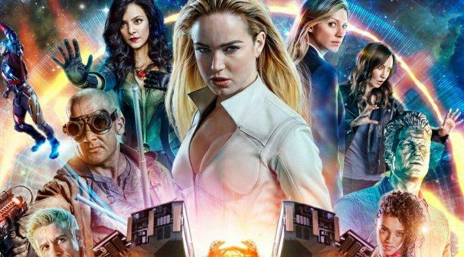 Legends Of Tomorrow: 'Meet the Legends', Sara com superpoder e mais;