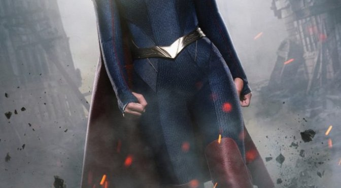 SDCC19 – Supergirl: Trailer da nova temporada é anunciado
