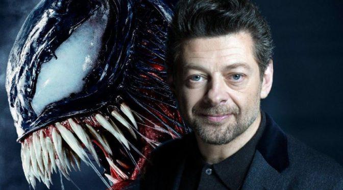 Venom 2 | Andy Serkis pode estar em negociações para dirigir a sequência do filme.