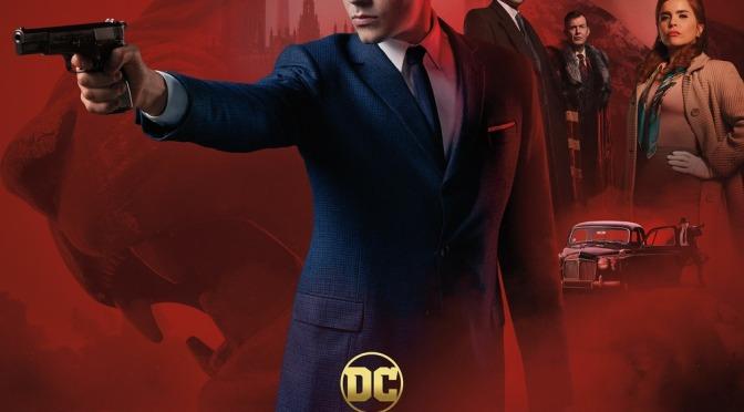 SDCC19 – DC traz novidades para 'Pennyworth'