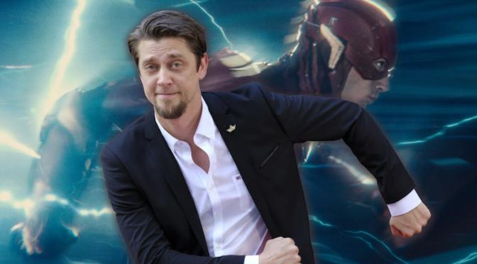 Andy Muschietti confirma que irá dirigir 'Flash'