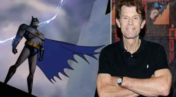 Kevin Conroy viverá Bruce Wayne em 'Crise nas Infinitas Terras'