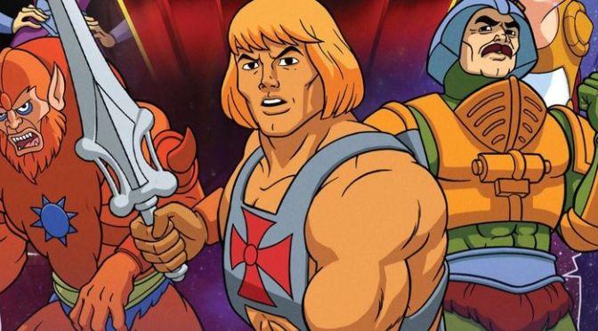 He-Man irá ganhar continuação na Netflix!