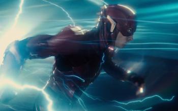 Ezra Miller diz que filme do Flash está absolutamente  confirmado!