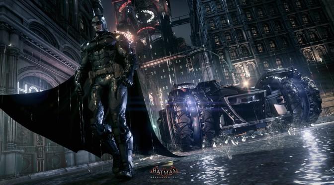Artes conceituais do novo jogo cancelado do Batman