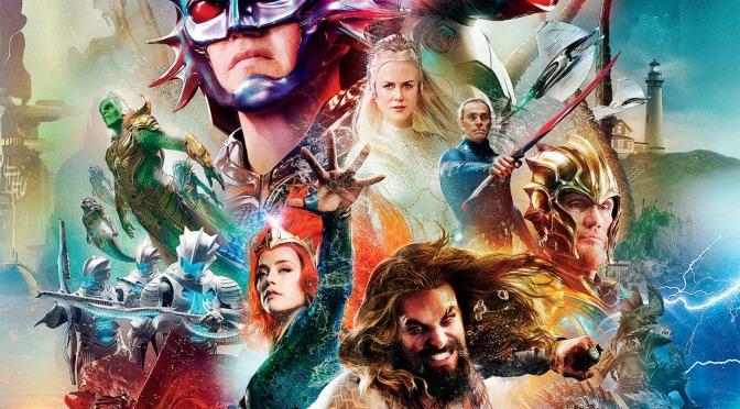 Patrick Wilson e Nicole Kidman retornam para 'Aquaman 2'