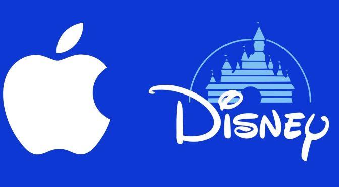 Apple e Disney poderiam se fundir, caso Steve Jobs estivesse vivo, diz CEO da Disney