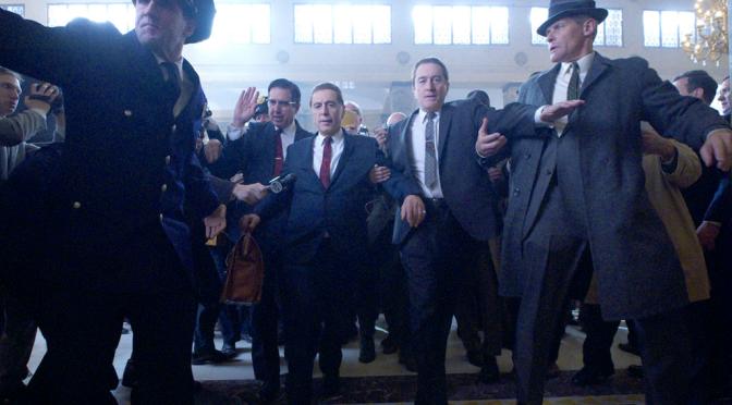 O Irlandês| Netflix divulga novo pôster