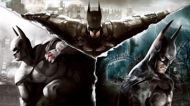 Jogos do Batman estão gratuitos para PC