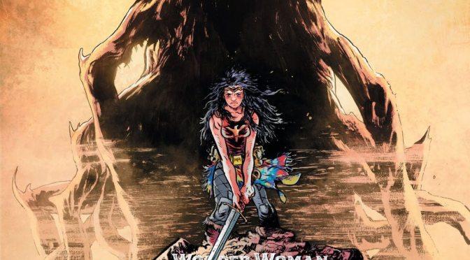 'DC Black Label' lançará nova minissérie da Mulher-Maravilha