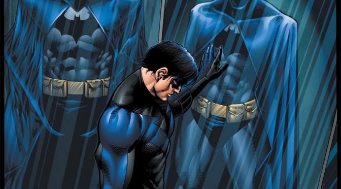 Dick Grayson torna-se novo personagem nos quadrinhos!