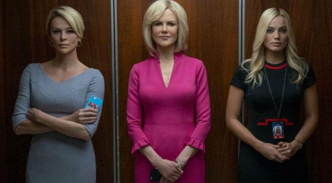 O Escândalo| Margot Robbie se junta a Charlize Theron e Nicole Kidman no primeiro trailer