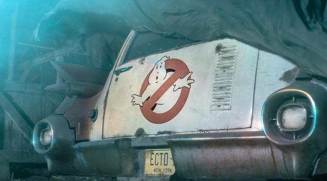 'Caça-Fantasmas 3' tem suas filmagens terminadas