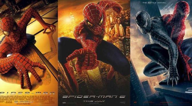 Review da trilogia Homem-Aranha de Sam Raimi