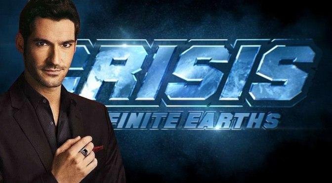 Crise nas Infinitas Terras  Tom Ellis estará como Lúcifer no crossover