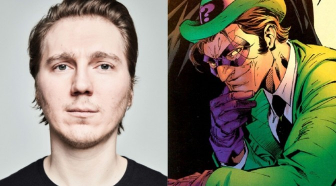 The Batman: Paul Dano é escolhido como Charada