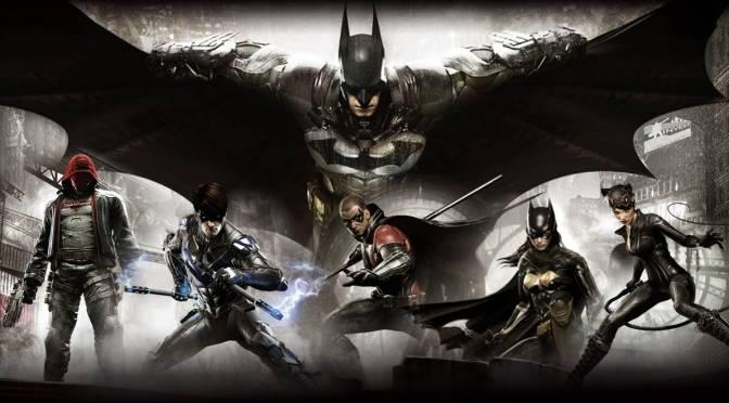 Batman Arkham Legacy terá toda Bat-Família jogável, afirma rumor