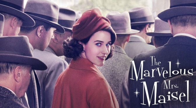 The Marvelous Mrs. Maisel: Amazon divulga trailer da 3° Temporada