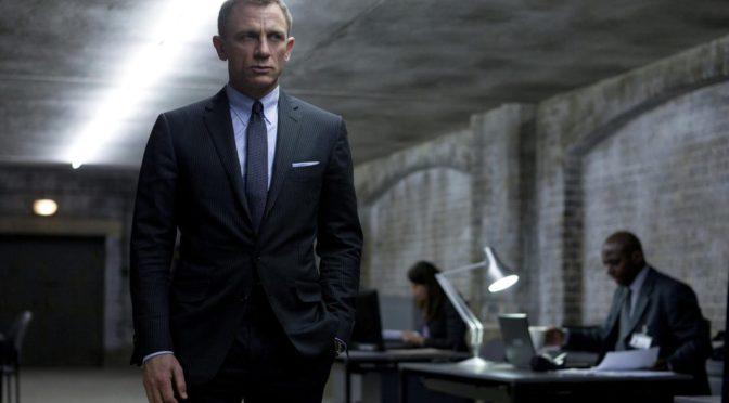 Gravações do novo 007 terminaram; Craig se despede