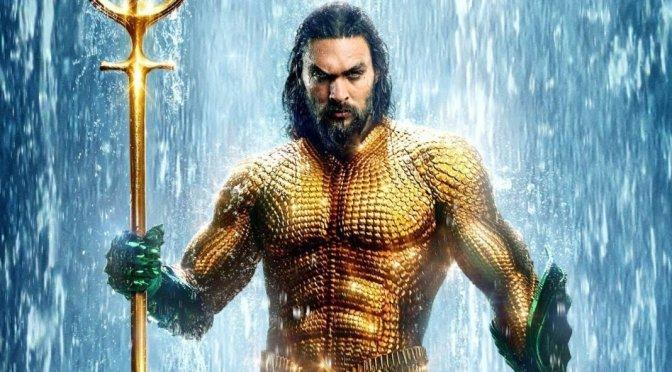 Aquaman 2 começará com suas filmagens em 2021
