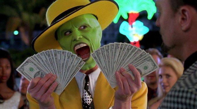 Warner planeja colocar Jim Carrey de volta como o Máscara!