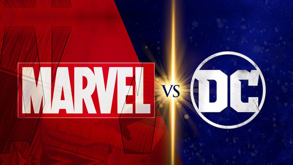 Irmãos Russo estão desenvolvendo série documental sobre rivalidade entre Marvel e DC