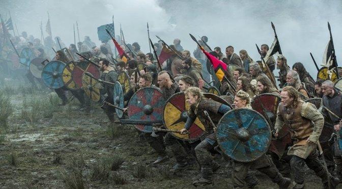 Vikings ganhará série derivada pela Netflix