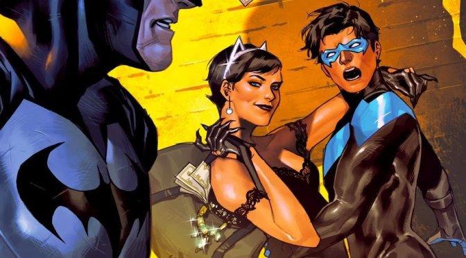 DC lançará especial de Dia dos Namorados!