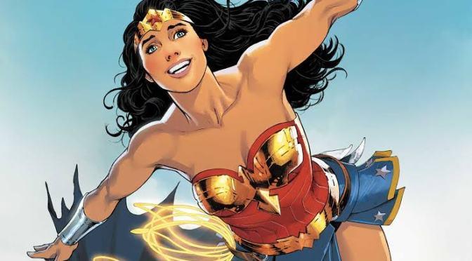 DC apresenta nova vilã da Mulher-Maravilha nos quadrinhos