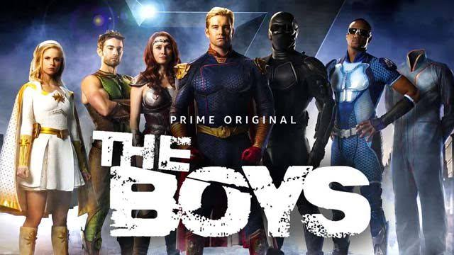 Os Sete estão de volta em trailer da 2° Temporada de The Boys