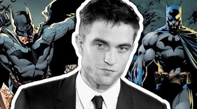 Robert Pattinson espera que sua fama como Batman não seja tão estrondosa quanto em Crepúsculo