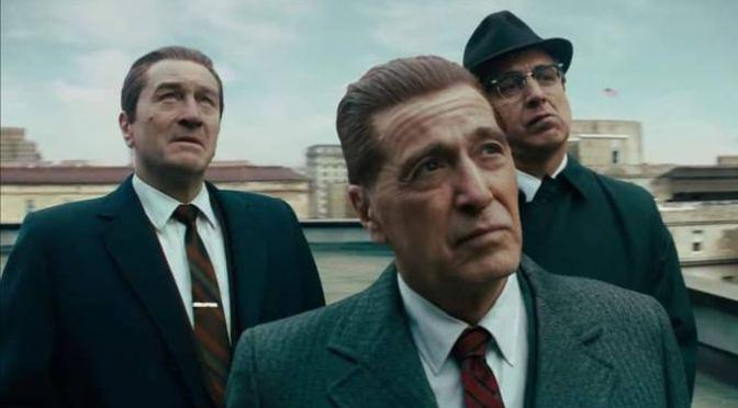 Martin Scorsese pede que telespectadores não assistam a 'O Irlandês' pelo celular