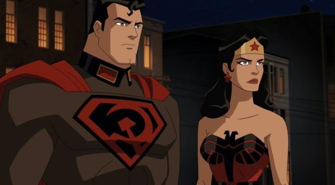Superman: Entre a Foice e o Martelo ganha primeiro trailer