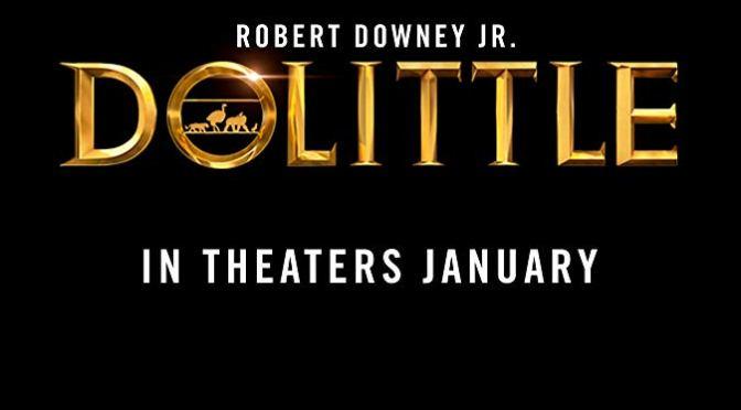 Dolittle ganha seu segundo trailer; confira