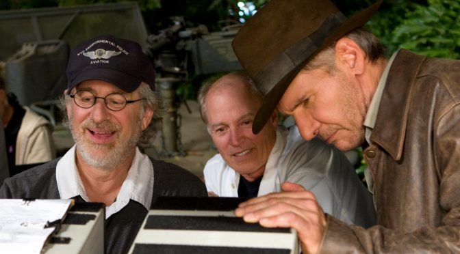Steven Spielberg não será mais diretor de Indiana Jones 5