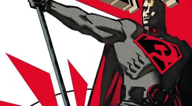Confira as artes promocionais de Superman Entre a Foice e o Martelo