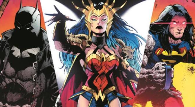 Dark Nights DC revela versão inusitada do Batman em nova HQ