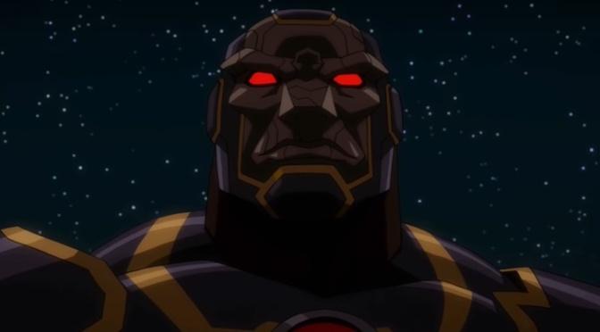 Liga da Justiça Sombria: Guerra de Apokolips ganha seu primeiro trailer