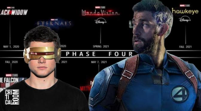 Marvel Studios| O cenário atual pode ajudar à introduzir velhos personagens