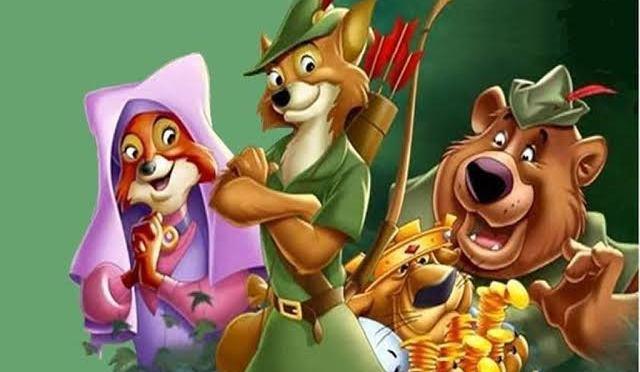 Robin Hood| Clássico da Disney está em desenvolvimento
