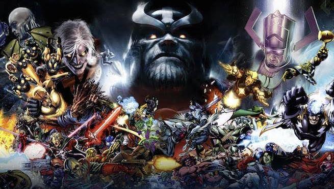 Marvel | 10 personagens do universo cósmico que podem ser aproveitados