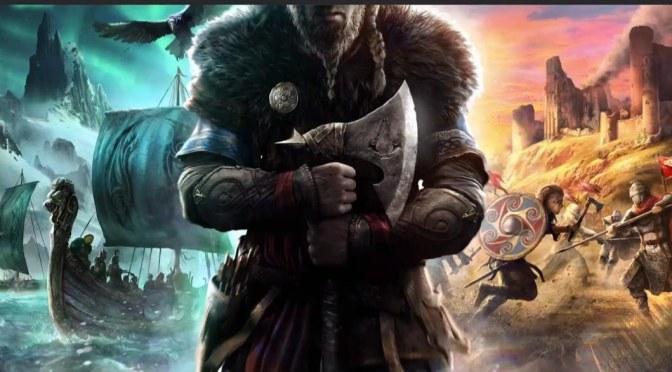 Ubisoft anuncia Assassin's Creed Valhalla, novo jogo da franquia