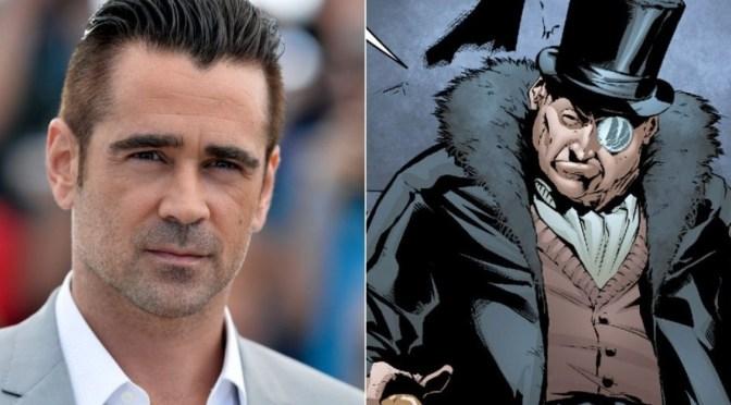 The Batman | Collin Farrell fala sobre sua participação no filme