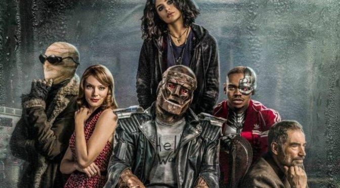 DC | Patrulha do Destino será única série do DC Universe disponível no HBO Max