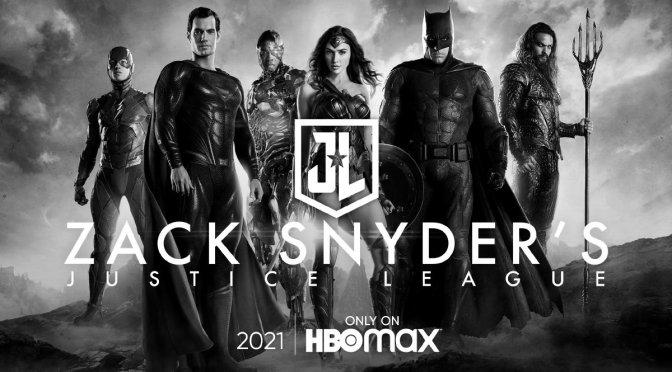 Liga da Justiça: Snyder Cut será lançado no serviço de streaming HBO Max