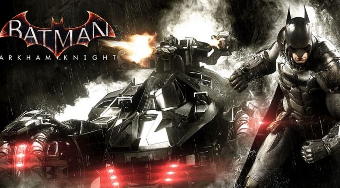 Batman: Arkham Knight era lançado há 5 anos