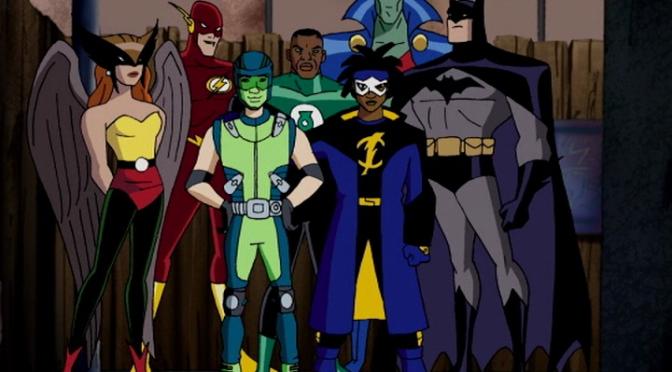 Semana Heroica #5: Super-Choque | Os crossovers na animação