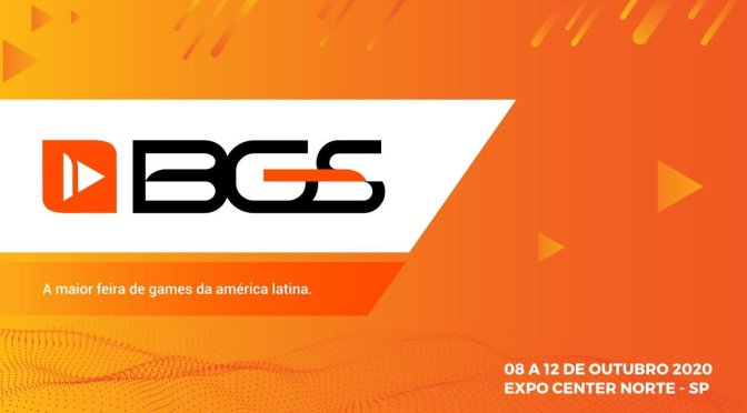 BGS 2020 é adiada para 2021