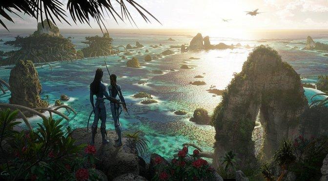 James Cameron se prepara para a retomada das gravações de Avatar 2